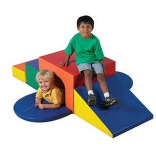 Childrens Factory CF321-049 Soft Tunnel Climber