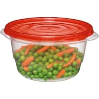 Rubbermaid 4Pc Round Containers