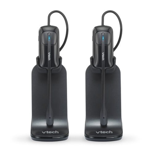 VTCVH6102 (2-Pack) Cordless Headset