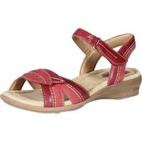 Clarks Womens Reid Timber Sandals