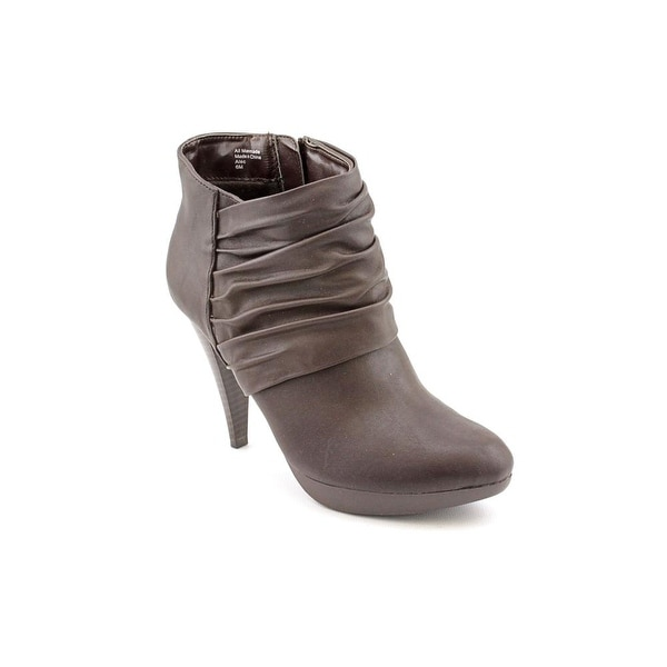 Style & Co Alec Women  Round Toe Synthetic  Bootie