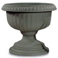 """Dynamic Design UR1810ST Grecian Urn Planters 18"""", Stone"""