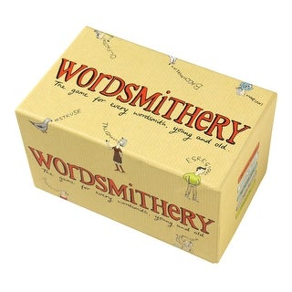 Children's Wordsmithery Game - Party Quiz Word Definition Game - 2 Players - Multicolored
