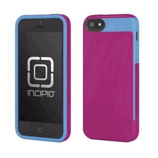 Incipio Faxion Case for Apple iPhone 5s/5 (Pink/Blue)