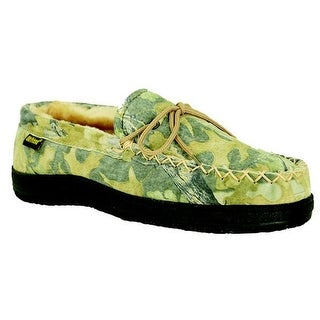 Old Friend Men's Breathable Camouflage Moccasin Slippers 421124