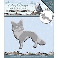 Find It Trading Amy Design Wintertide Die-Fox