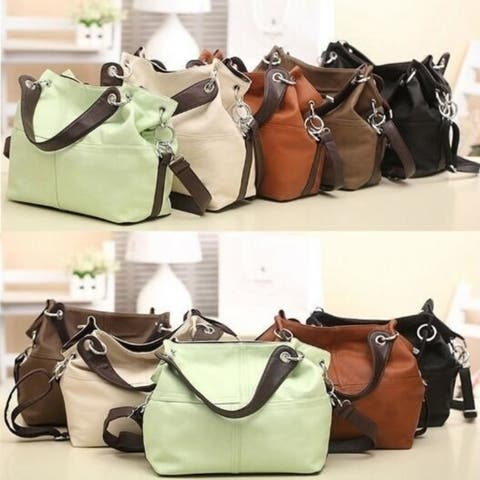 Lady Hobo Leather Bag Handbag