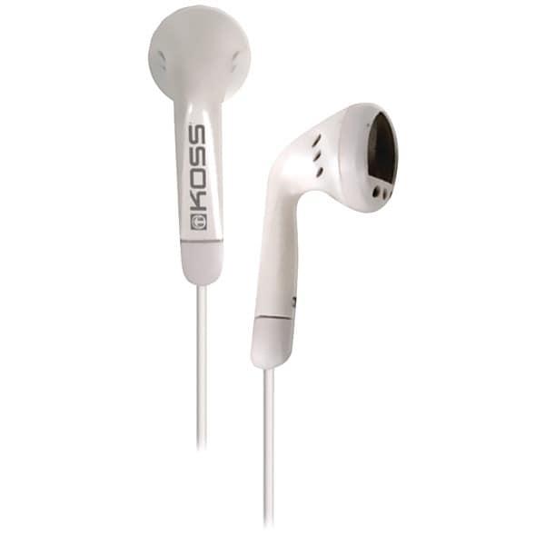 Koss 176801 Ke5 Earbuds (White)