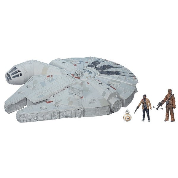 "Star Wars: The Force Awakens Millennium Falcon 3.75"" Scale Battle Action Vehicle - multi"