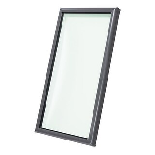"""Velux FCM 1446 0005 19-3/8"""" x 51-3/8"""" Tempered Fixed Non-Vented Curb Mounted No Leak Skylight from the FCM Collection"""