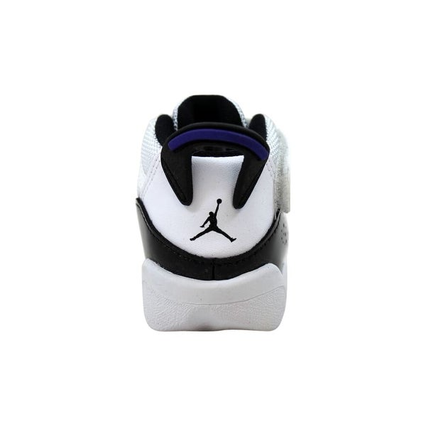 "Toddlers Nike Air Jordan 6 Rings /""Concord/"" Athletic Fashion Casual 323420 104"