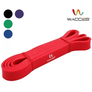 Wacces Resistance Pull-Up Loop Body & Power-Lifting Jump Training Band
