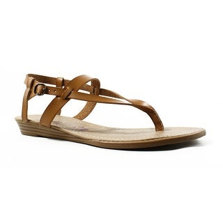 Blowfish Womens Bf-4670-227 Brown Sandals Size 11