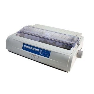 Okidata - Ml421 - Mono - Dot-Matrix Printer - 9-Pin Printerhead - 570 Cps