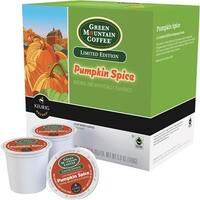 Keurig 18Ct Pumpkin Spice K-Cup 120342 Unit: BOX