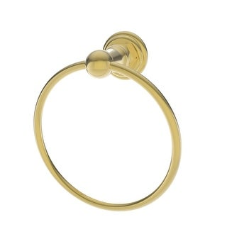 Newport Brass 13-09 Solid Brass Towel Ring from the Alveston, Astor, Chesterfield and Fairfield Collections