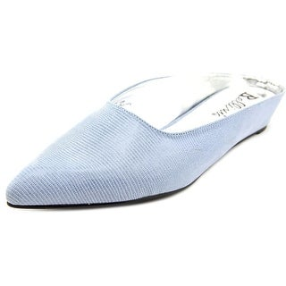 Bellini Fancy W Pointed Toe Synthetic Mules