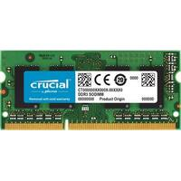 Crucial Ct8g3s1339m 8Gb Ddr3l-1333 Sodimm Memory For Mac
