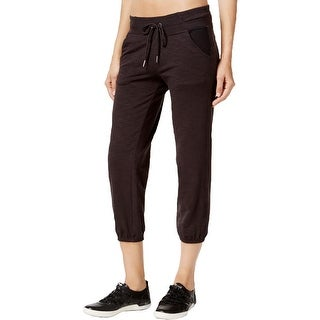 Calvin Klein Performance Womens Yoga Pants Capri Athletic - S