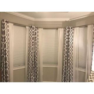 Shop Umbra Twilight Room Darkening Double Curtain Rod