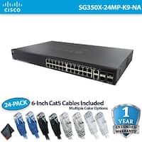 CiscoSG550X-48P-K9-NA 48-Port Gigabit Managed Switch