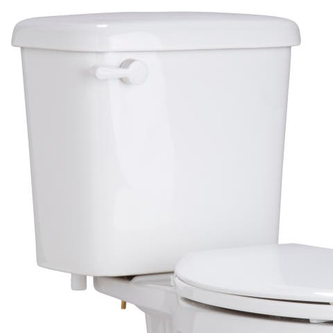 PROFLO PF9810 Ultra High Efficiency 0.8 GPM Two-Piece Toilet Tank with - White