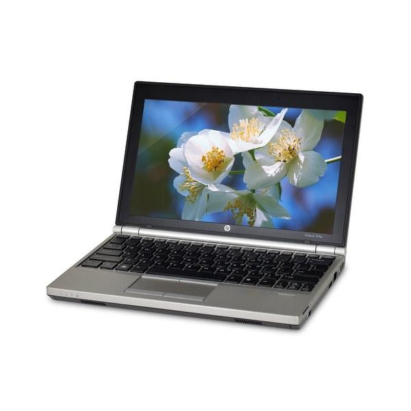"""HP EliteBook 2170P Intel Core i5-3427U 1.8GHz 4GB RAM 500GB HDD Win 10 Pro 11.6"""" Laptop (Refurbished B Grade)"""