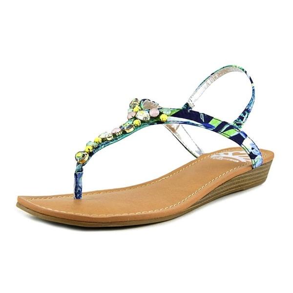 Fergalicious Tasso Women Blue Sandals