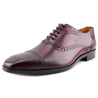 Mercanti Fiorentini Desy Wingtip Toe Leather Oxford