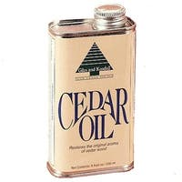 Giles & Kendall OIL 12-8 Cedar Oil, 8 Oz, Single Unit