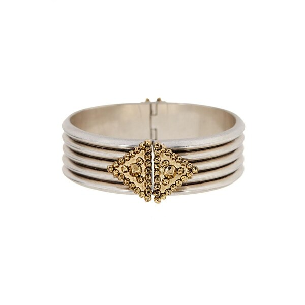 House of Harlow by Nicole Richie Womens Central Highlands Cuff Bracelet