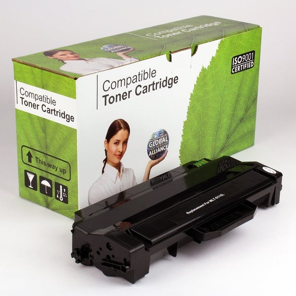 Value Brand replacement for Samsung MLT-D115L Toner (3,000 Yield)
