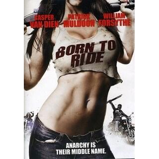 Born to Ride [DVD]