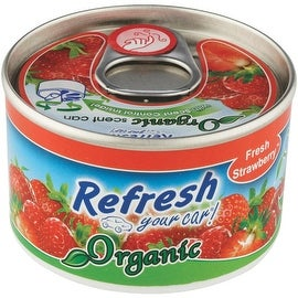REFRESH Strawberry Org Scent Can
