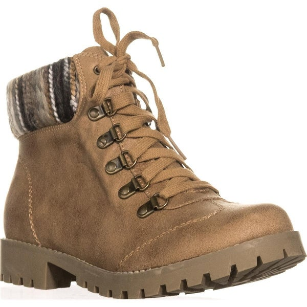 Cliffs by White Mountain Portsmouth Chukka Boots, Natural Multi