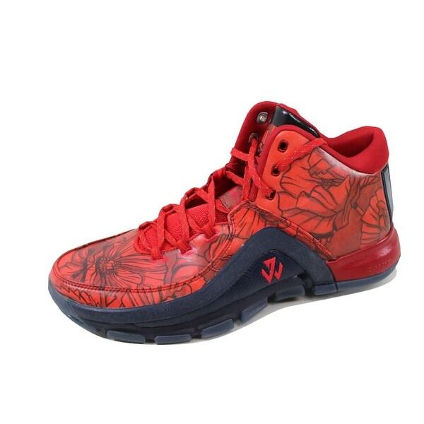 Nike Men's SM J Wall 2 Veterans Day Vivid Red/Navy AQ6845
