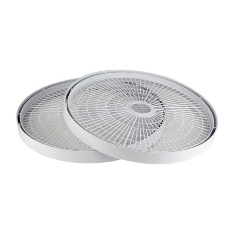 Open Country TR-2SK Add-A-Tray for Dehydrator FD-1010SK and FD-1022SK, Set of 2