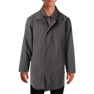 Lauren Ralph Lauren Mens Edgar Water Repellent Lined Raincoat