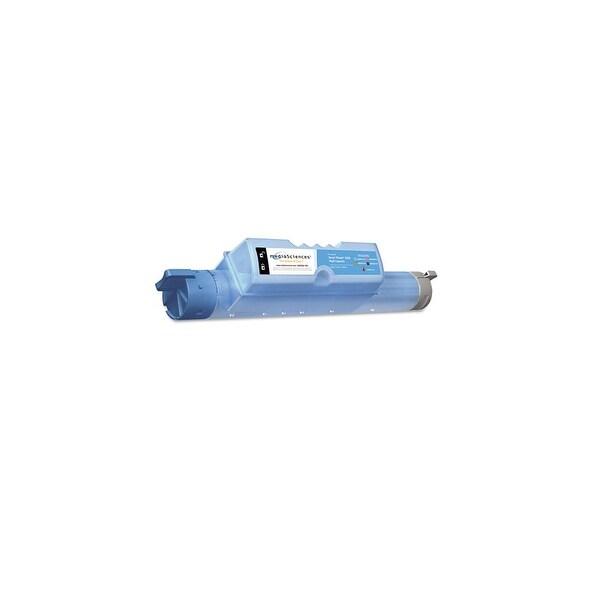 Media Sciences Remanufactured 106R01218 Toner Cartridge - Cyan MS636C-HC Toner Cartridge