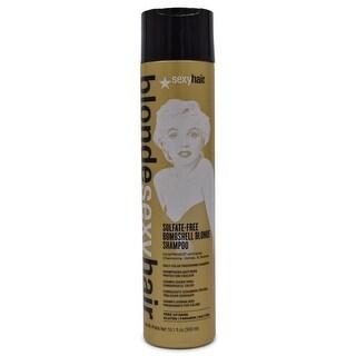 Sexy Blonde Sexy Hair Sulfate-Free Bombshell Blonde Shampoo 10.1 fl Oz