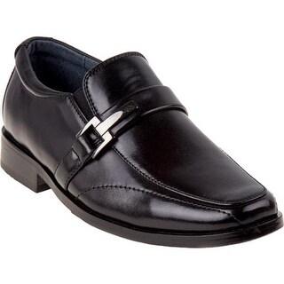 Joseph Allen Boys' JA9175B Loafer Black