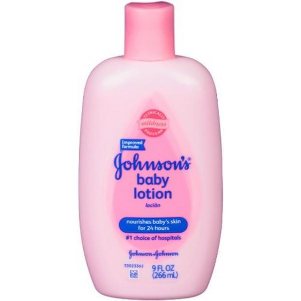 JOHNSON'S Original Baby Lotion 9 oz