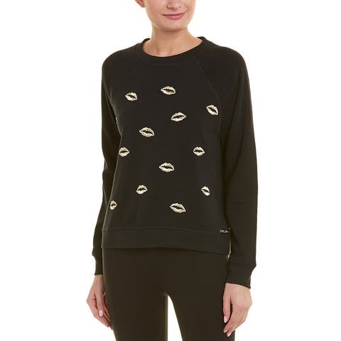 Betsey Johnson Lds Knit Pullover