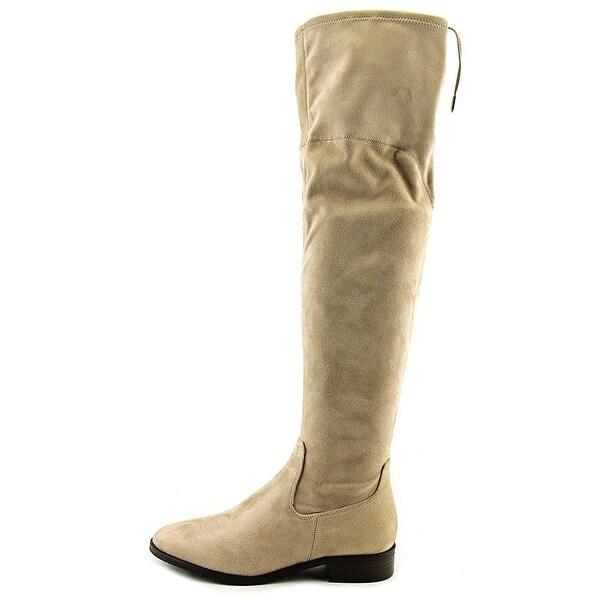 Ivanka Trump Womens Larell Closed Toe Over Knee Fashion Boots Fashion Boots