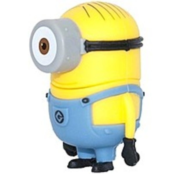 EP Memory 8GB Despicable Me 2 Minions USB 2.0 Flash Drive - 8 GB (Refurbished)