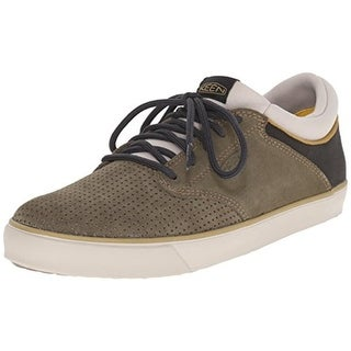 Keen Mens Suede Perforated Fashion Sneakers - 11 medium (d)