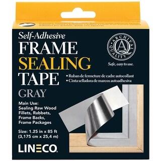 "Self-Adhesive Frame Sealing Tape-Blue/Gray 1.25""X85'"
