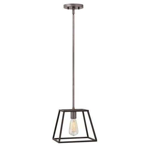 Hinkley Lighting 3337DZ 1 Light Pendant from the Fulton Collection