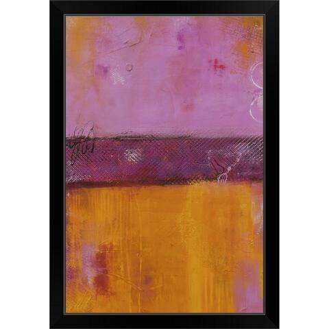 """Caddy Shack"" Black Framed Print"