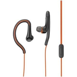 Motorola Earbuds Sport In-Ear Wired Headphones Water Resistant - 5.2 x 4 x 1